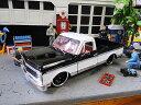 Jada 1972年シボレー シャイアンのダイキャストモデルカー 1/24スケール(ブラック) ■ ミニカー アメ車 アメリカ雑貨 アメリカン雑貨 アメリカ 雑貨 インテリア こだわり派が夢中になる人気のアメリカ雑貨屋 小物 モデルカー 正規品