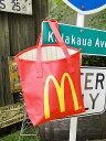 マクドナルド マックフライ・キャンバストート ■ アメリカ雑貨 アメリカン雑貨