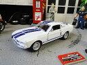 1967年シェルビーGT500のミニカー 1/38スケール■...