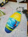 パンナムのモーテルキーリング(ハワイ/サーフィン)