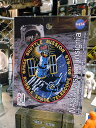 NASAオフィシャルワッペン(スペースシャトル/STS-10...