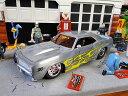 Jada20周年アニバーサリーモデル 1969年シボレー・カマロのダイキャストモデルカー 1/24スケール