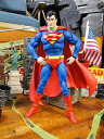 マクファーレントイズ DCコミック スーパーマンの7インチアクションフィギュア(コミックバージョン)