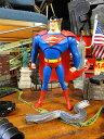 マクファーレントイズ DCコミック スーパーマンの7インチアクションフィギュア(アニメバージョン)