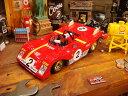 フェラーリ 1972 312Pのダイキャストモデルカー