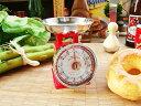 ダルトン社の超ロングセラーヒット商品がキッチンタイマーに!アメリカンスケール型のキッチンタイマー(レッド)