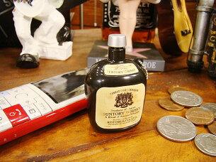 ウイスキー サントリー オールド チェーン サウンド メロディ アメリカ アメリカン キーホルダー