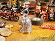 ショッピングハーレーダビッドソン アメリカのバイカーのお守り ガーディアンベル(フレーム) ■ バイカーに人気のお守り アメリカ雑貨 アメリカン雑貨 ハーレーダビッドソン Harley-Davidson バイカーベル プレゼント バイク乗り 鉄馬 ロゴ おしゃれ かっこいい