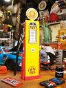 ガスポンプのダイキャストモデル(ディキシー) ■ アメリカ雑貨 アメリカン雑貨