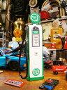 ガスポンプのダイキャストモデル(クウェーカーステイト) ■ アメリカ雑貨 アメリカン雑貨