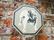 昔のアドバタイジングのウッドサイン(ブルドッグ) ■ 木製 ウッド アメリカ 看板 サインプレート サインボード アンティーク アメリカン雑貨 アメリカン雑貨 壁面装飾 装飾 ディスプレイ 内装 人気 ウォールデコレーション 壁飾り