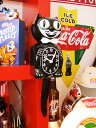 アメリカ人ならみんな知ってる超定番!キット・キャットクロック ■ 壁掛け時計 アメリカ雑貨 アメリカ