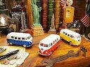 1962年ワーゲンバスのミニカー 3台セット ★アメリカ雑貨★アメリカン雑貨