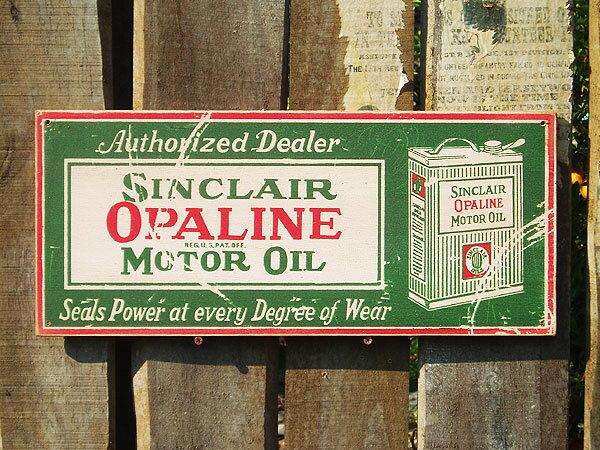 新品だけど「味」がある、木製看板。昔のアドバタイ...の商品画像
