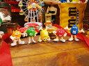 アメ雑界のお祭り隊長! m&m's PVCフィギュア 5体セット ■ アメリカ雑貨 アメリカン雑貨 アメ雑貨 アメ雑 アメキャラ