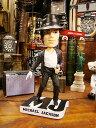 マイケル・ジャクソンのボビンヘッド リミテッドエディション ■ アメリカン雑貨 ヘッドノッカー アメ