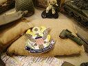 ミリタリーピンバッジ(ユナイテッドステイツイーグルエンブレム) ■ アメリカ雑貨 アメリカン雑貨 アメリカ 雑貨 ピンバッジ ファッシ..