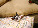 ミリタリーピンバッジ(トップガンウイング・Sサイズ) ■ アメリカ雑貨 アメリカン雑貨 アメリカ 雑貨 ピンバッジ ファッション ピンバッチ 人気 オシャレ かわいい ミリタリー アルファベット ロゴ