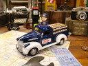 ペプシコーラのデリバリートラックのダイキャストミニカー(ネイビー) ★アメリカ雑貨★アメリカン雑貨