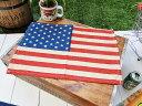 星条旗のランチョンマット ■ アメリカ雑貨 アメリカン雑貨 ...