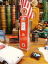 ガスポンプのダイキャストモデル(モホーク) ★アメリカ雑貨★アメリカン雑貨★アメ雑貨★アメ雑 アメリカン雑貨 通販