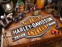 ハーレーダビッドソンのバー&シールド・バーマット ■ 誰もが...