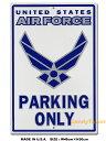 アメリカ軍気取って、ガレージや自転車置き場なんかにバシッとどうぞ!アメリカンブリキ看板 U...