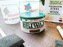BRIWAX ブライワックス オリジナルワックス (カラー全10種選択可) 400ml■ アメリカ雑貨 アメリカン雑貨/アンティーク加工 DIY カントリー雑貨 キッチン ナチュラル