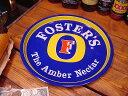 フォスタービールのパブトレイ