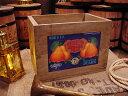 クレートラベルボックス Lサイズ NO.7 PIONEER SPECIAL PACK ■ アンティーク風木箱 木箱 小物入れ ガーデニング ケース ボックス 通販 ..