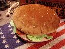 ハンバーガークッション ★アメリカ雑貨★アメリカン雑貨