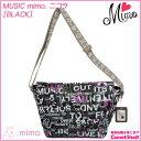 MUSIC mimo.ニコラ/BLACK