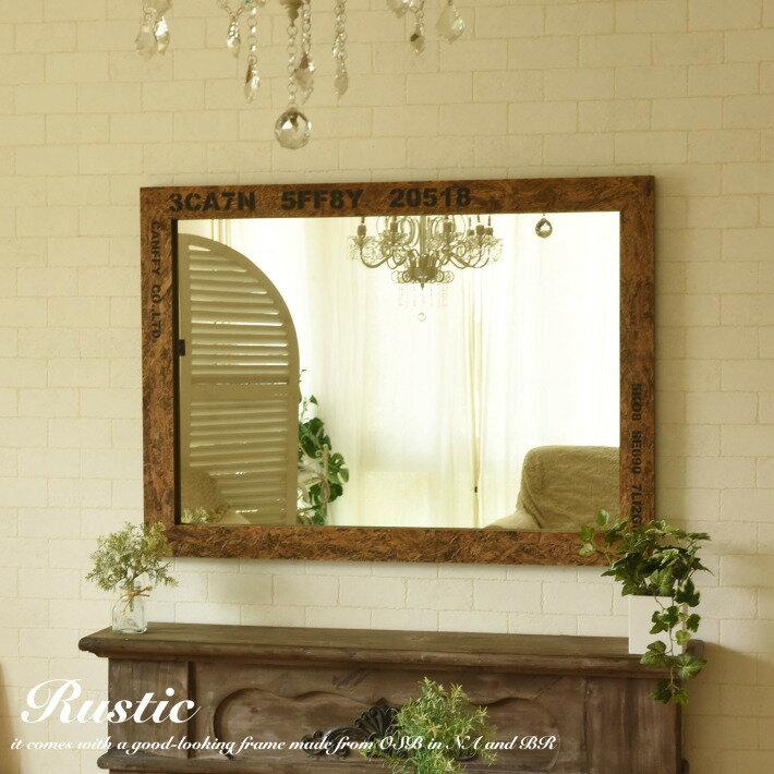 鏡 壁掛け ミラー ウォールミラー アンティー...の紹介画像3