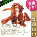 【無添加】馬すじ肉ジャーキー 50g 犬 おやつ/犬用おやつ/おやつ 犬用/おやつ 犬