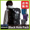 パタゴニア ブラックホール パック 35L バッグパック リュックサック 【送料無料】【正規品】 ブラックホールパック|patagonia|Black Hole Pack|防水|バッグ|アウトドア|トレッキング|通学|通勤|トラベル|旅行|撥水|35L|2014|SALE|セール|%OFF