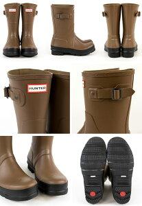 【30%OFF】ハンターメンズオリジナル2トーンショートHUNTER2015年モデル【送料無料】長靴|レインブーツ|ラバーブーツ|正規品|アウトドア|フェス|キャンプ|モデル愛用|セレブ|雨具|ガーデニング|おしゃれ|男性用|ツートーン|ショート|SALE|セール