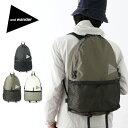 アンドワンダー 20L バックパック【ポイント10倍】【送料無料】【正規品】バックパック|リュックサック|ザック|20L|軽量|防水|コーデュラナイロン|アウトドア|登山|キャンプ|and wander|20L backpack|AW-AA990