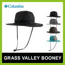 【20%OFF】コロンビア グラスバレーブーニー【正規品】Columbia 帽子 ハット メンズ レディース ブーニー HAT UVカット アウトドア キャンプ ファッション おしゃれ 紫外線対策 GRASS VALLEY BOONEY