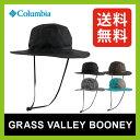 【15%OFF】コロンビア グラスバレーブーニー 【送料無料】【正規品】Columbia 帽子 ハット メンズ レディース ブーニー HAT UVカット アウトドア キャンプ ファッション おしゃれ 紫外線対策 GRASS VALLEY BOONEY