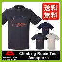 【30%OFF】マウンテンイクイップメント クライミングルートT-アンナプルナ 【送料無料】 MOUNTAIN EQUIPMENT Tシャツ 半袖 メンズ 男性 ME アウトドア カジュアル 登山 クライミング タウンユース ハイキング キャンプ トレッキング SALE セール