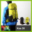 <残りわずか!>【50%OFF】 マウンテンハードウェア コア35 【送料無料】 【正規品】Mountain Hardwear ザック バックパック リュック 登山 クライミング アウトドア ハイキング トレッキング Koa35 OE6979