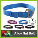 <残り3つ!>【20%OFF】 マウンテンハードウェア アロイナットベルト 【送料無料】 【正規品】Mountain Hardwear Alloy nut belt OU6..