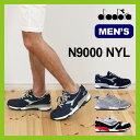 ディアドラ N9000 NYL 【送料無料】 【正規品】DIADORA スニーカー 靴 ランニングシューズ メンズ 男性用