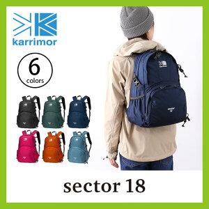 ��2016ǯ�ղƿ���䥫��ޡ���������18�ڥݥ����10�ܡۡ�����̵���ۥ��å�|���å�|�Хå��ѥå�|18L|�ϥ�����|�ȥ�å���|�л�|�����ȥɥ�|karrimor|sector18