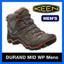 キーン デュランド ミッド WP メンズ 【送料無料】 KEEN Durand Mid WP 靴 シューズ トレッキングシューズ クライミング 登山 富士登山 ...