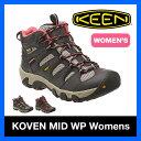 <残りわずか!>【35%OFF】<2016年モデル> キーン コーヴェン ミッド WP ウィメンズ 【送料無料】 KEEN Koven Mid WP Women...