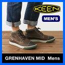 <残り3足!>【50%OFF】<2016年モデル> キーン グレンヘイヴン ミッド メンズ 【送料無料】 KEEN GLENHAVEN MID ブーツ 靴 ハイ...