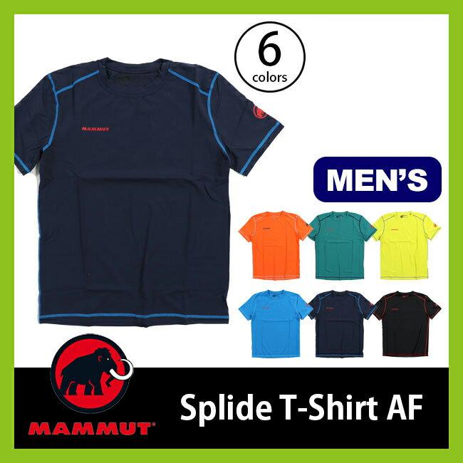 マムート スプライド Tシャツ アジアンフィット メンズ