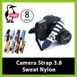 【5%OFF】<2016年秋冬新作!>チャムス カメラストラップ3.8 スウェットナイロン【送料無料】【正規品】|CHUMS|可愛い|かわいい|一眼レフカメラ|デジタルカメラ|ミラーレスカメラ|ストラップ|カメラ|3.8cm|スウェットナイロン|Camera Strap 3.8 Sweat Nylon