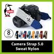 【5%OFF】<2016年秋冬新作!>チャムス カメラストラップ5.0 スウェットナイロン【送料無料】【正規品】|CHUMS|可愛い|かわいい|一眼レフカメラ|デジタルカメラ|ミラーレスカメラ|ストラップ|カメラ|5cm|スウェットナイロン|Camera Strap 5.0 Sweat Nylon